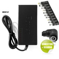 Fonte P/ notebook 8 Pinos 120W