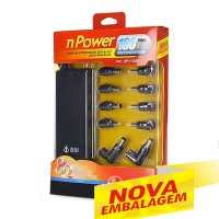FONTE PARA NOTEBOOK UNIVERSAL - 8 + 2 ADAPT - 100W NP-Y85