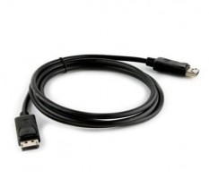 Cabo DisplayPort x DisplayPort 1,80M