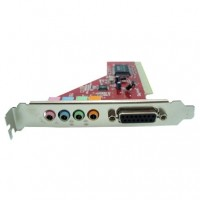 Placa PCI - Sound Card