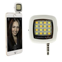 Flash de selfie frontal para Smartphone - 2588