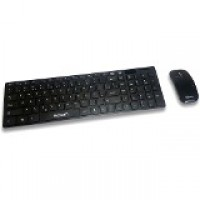 "Teclado + Mouse ""Wireless"" - EXBOM S370"