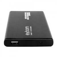 Case P/ HD USB2.0 externo  HDD 2.5
