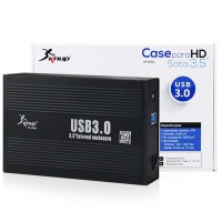 Case P/ HD USB 3.0 externo HDD 2.5