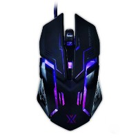 "Mouse USB Gamer c/ LED RGB ""GM-600"""