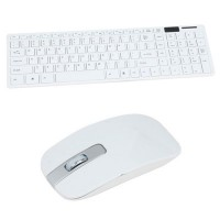 Teclado + Mouse Ultra fino C/ Wireless 2.4G