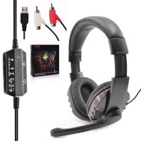 Headset 5x1 PS4/XBOX360/ PS3/PC/MAC
