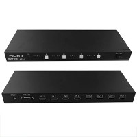 Switch/Splitter HDMI Matrix 4x4 Full HD
