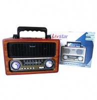 Radio FM/USB/SD/SW1-9 CNN-2069RUR