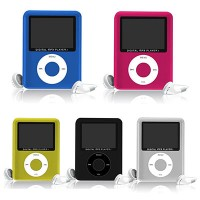 MP3/MP4 player Digital
