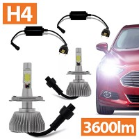 Kit Farol Headlight Led Par Lampada (BF) - H4
