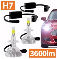 Kit Farol Headlight Led Par Lampada (BF) - H7