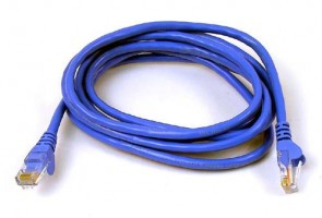 Cabo de Rede (Patch Cord) CAT5 E - 1.00M