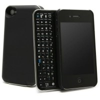 Capa com Teclado Bluetooth para Iphone 4 - YA-BY61C