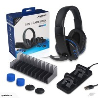 "Fone Headset ""Game"" para PS4"